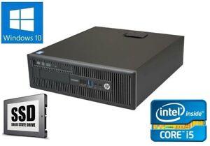 Veloce-Potente-128Gb-SSD-8GB-i5-4th-Gen-3-2Ghz-Quad-Core-PC-Desktop-Windows-10