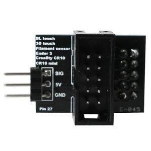 Broche 27 Board For Multisensoriels Cr-10/ender 3/ender 5 Pour Bltouch Filament Capteur-afficher Le Titre D'origine CaractéRistiques Exceptionnelles