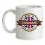 Made-in-Laugharne-Mug-Te-Caffe-Citta-Citta-Luogo-Casa miniatura 1