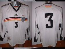 Germany Deutschland Adult XL Matchworn Shirt Jersey Player Soccer Trikot Adidas