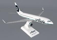 SkyMarks SKR183 Alaska Airlines Boeing 737-800W 1:130 Scale Eskimo Tail N546AS