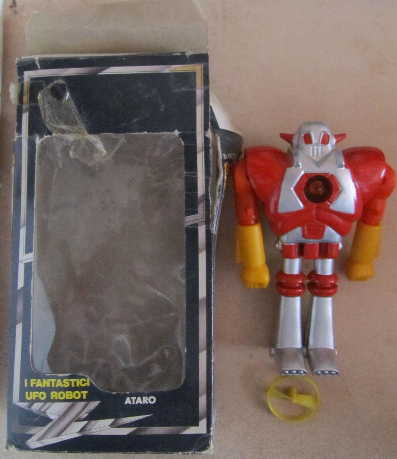 Guerrieri Spaziali GIG ATARO Ufo Diapolon KO I Fantastici Ufo Robot SPESE GRATIS