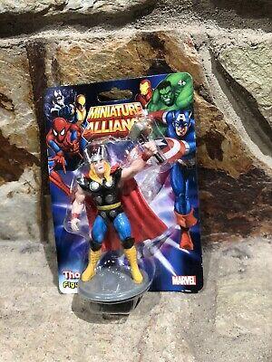"""Thor Marvel Miniature Alliance Figure 3"""" 2013"""