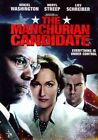 The Manchurian Candidate DVD 2004 Denzel Washington Widescreen