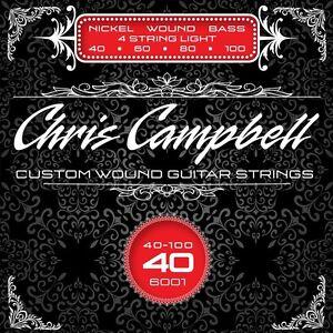 CHRIS-CAMPBELL-CUSTOM-NICKEL-WOUND-4-STRING-BASS-STRINGS-6001-LIGHT-GAUGE