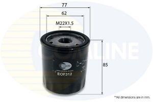 Comline-Filtro-de-aceite-del-motor-EOF312-Totalmente-Nuevo-Original
