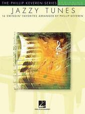 JAZZY TUNES BEGINNING        PIANO SOLOS                  PHILLIP KEVEREN SERIES