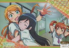 Oreimo ore no imouto clear poster anime Kousaka Kirino Aragaki Ayase