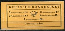 Bund Heuss + Ziffer Heftchen 1960** (S5580)