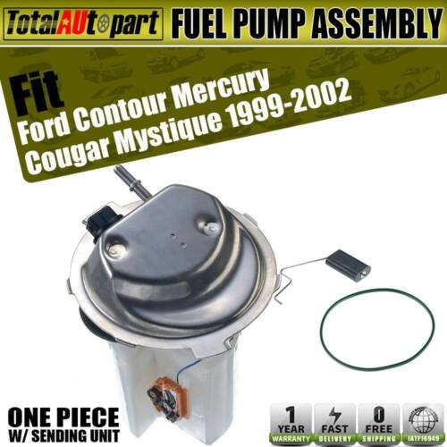 Fuel Pump Module Assembly fits Ford Contour Mercury Cougar Mystique 99-02 E2273M