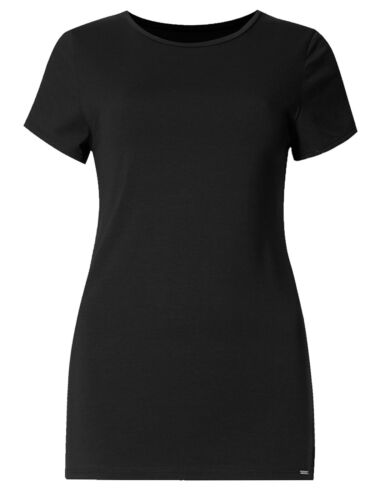 New Ladies Ex M/&S Autograph Luxurious Vest Top Modal Cotton Mix T-Shirt Sze 6-18
