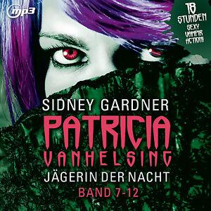 CD-Jaegerin-der-Nacht-Band-7-12-Mp3-Version-Patricia-Vanhelsing-3CDs-1106-Min