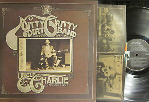 Nitty Gritty Dirt Band Uncle Charlie Liberty 7642