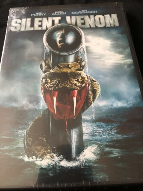 Silent Venom (DVD, 2008, Horror) Brand New - Free Shipping ...
