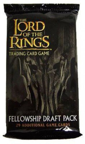 The Lord of the Rings TCG Fellowship Draft Pack Booster Pack
