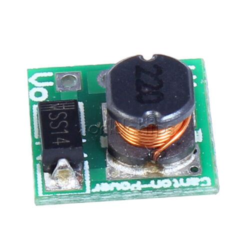 DC-DC Voltage Boost Converter Module Step Up Power Board 0.9-5V 3.3V 3.7V To 5V