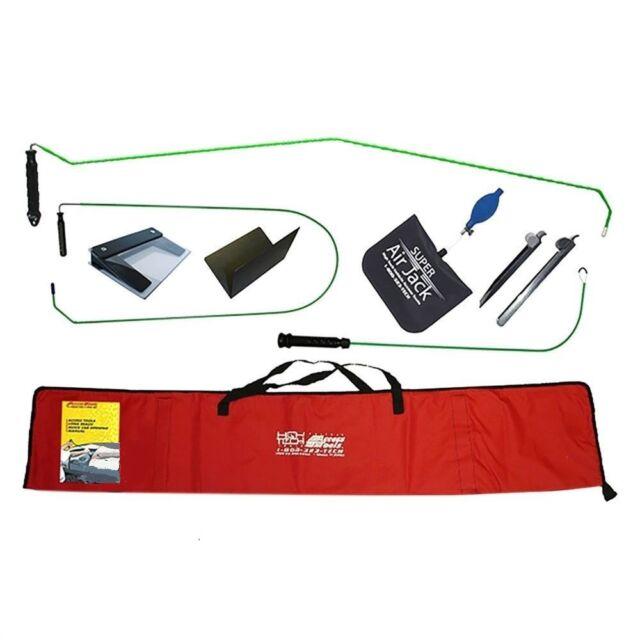 Access Tools Long Emergency Response Lockout Automotive Entry Unlock Kit ERKLC -