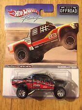 Hot wheels OffRoad Racing 2012 Sandblaster