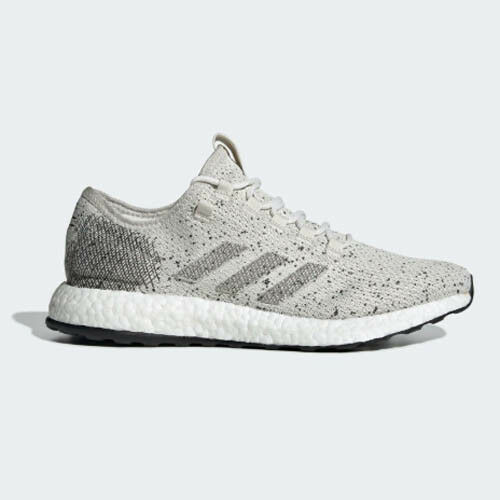 Adidas B37774 Pure boost Running shoes ivory sneakers