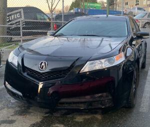 2011 Acura TL Modified