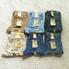 New Lee Carpenter Jeans Dungarees Denim Straight Loose Fit Men's Sizes 5 Colors
