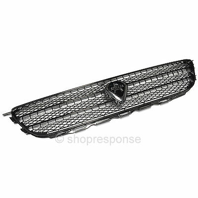 JDM Toyota 01-05 Lexus IS300 Altezza Front Mesh Grill with Black Emblem Genuine