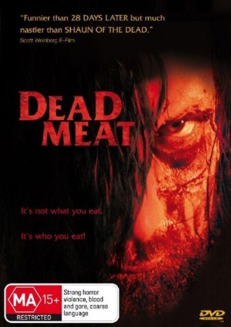 Movie Horror - Dead Meat (DVD, 2006)