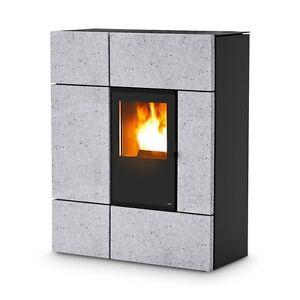 pelletofen mcz stream comfort air serpentino 12 kw pellets ofen pelletkaminofen ebay. Black Bedroom Furniture Sets. Home Design Ideas