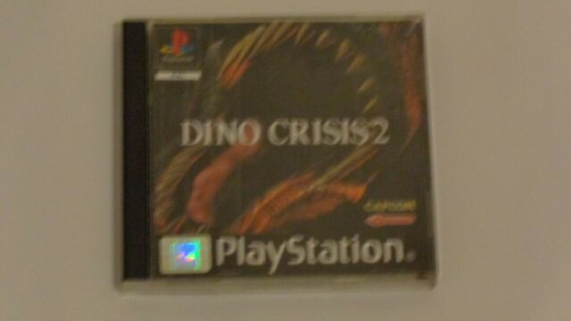 Dino Crisis 2 ps1 spiel Sony PlayStation 1, 2000
