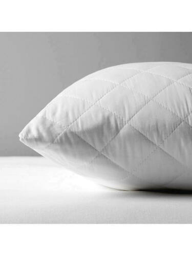 Extra Filled Super Jumbo Quilted Pillows Hotel Quality Soft As Down Filled