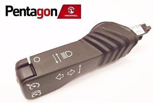GENUINE Vauxhall Astra Cruise /& Clutch Switch New Zafira Indicator Stalk