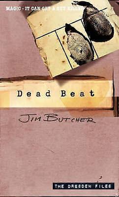 Dead Beat: The Dresden Files, Book Seven, Butcher, Jim, Very Good Book