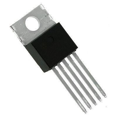 ON SEMICONDUCTOR    MC34167TVG    DC-DC Switching Buck Boost Inverting Regulat