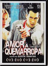 Tony Scott y Quentin Tarantino: AMOR A QUEMARROPA Edición de diarios.