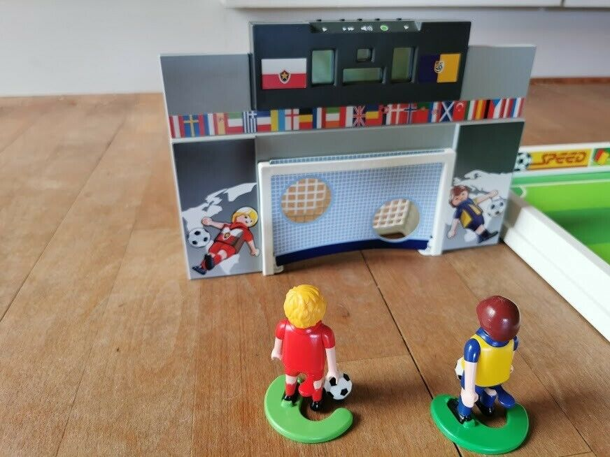Playmobil, Fodbold bane med mere, Playmobil