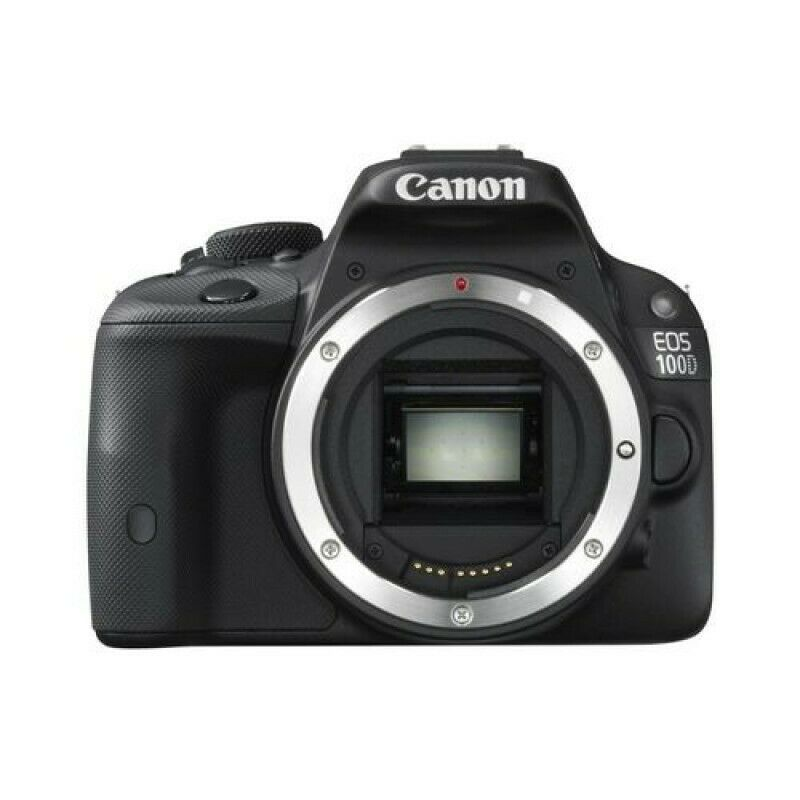Canon EOS 100D Camera with  EF-S 18-55mm F3.5-5.6 III Lens