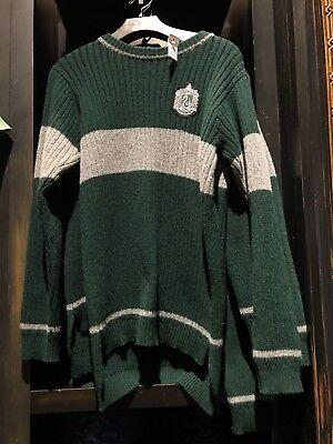 Harry Potter M/ädchen Quidditch at Hogwarts Sweatshirt 9-11 Years Sport Grey
