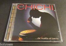 CHICHI PERALTA / DE VUELTA AL BARRIO / CD / N MINT
