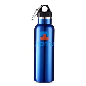 600ML Intelligent Stainless Steel Vacuum Insulated Water Bottle Car Travel Cup