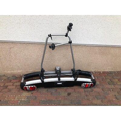 Hecktragesystem für zwei Fahrräder von Thule