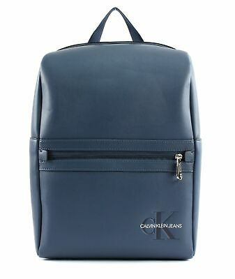 Generoso Calvin Klein Minimalist Backpack Washed Black