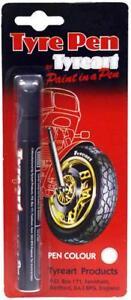 Tyre-Art-Paint-In-A-PEN-BLANCO
