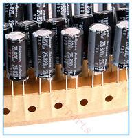 (10pcs) 820uf 25v Rubycon Radial Electrolytic Capacitor 25v820uf Yxg Japan