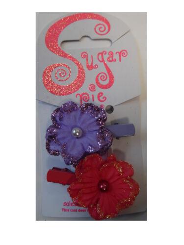 Mädchenschmuck 7471.027 Haarspangen Blumen Sugar Pie