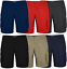 thumbnail 1 - Men-039-s-Cargo-Shorts-6-Pocket-Combat-Flat-Front-Chino-Half-Pants-Waist-Size-32-44