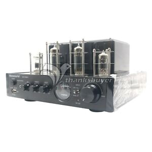 Details about 2*25W Nobsound MS-10D MKII Hifi2 0 Tube Amplifier  USB/Bluetooth Audio Amplifier