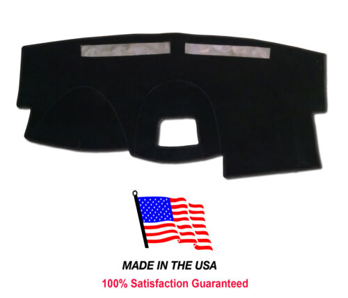 Black Carpet Dash Cover Compatible with  2004-2007 Armada Dash Cover Made in USA