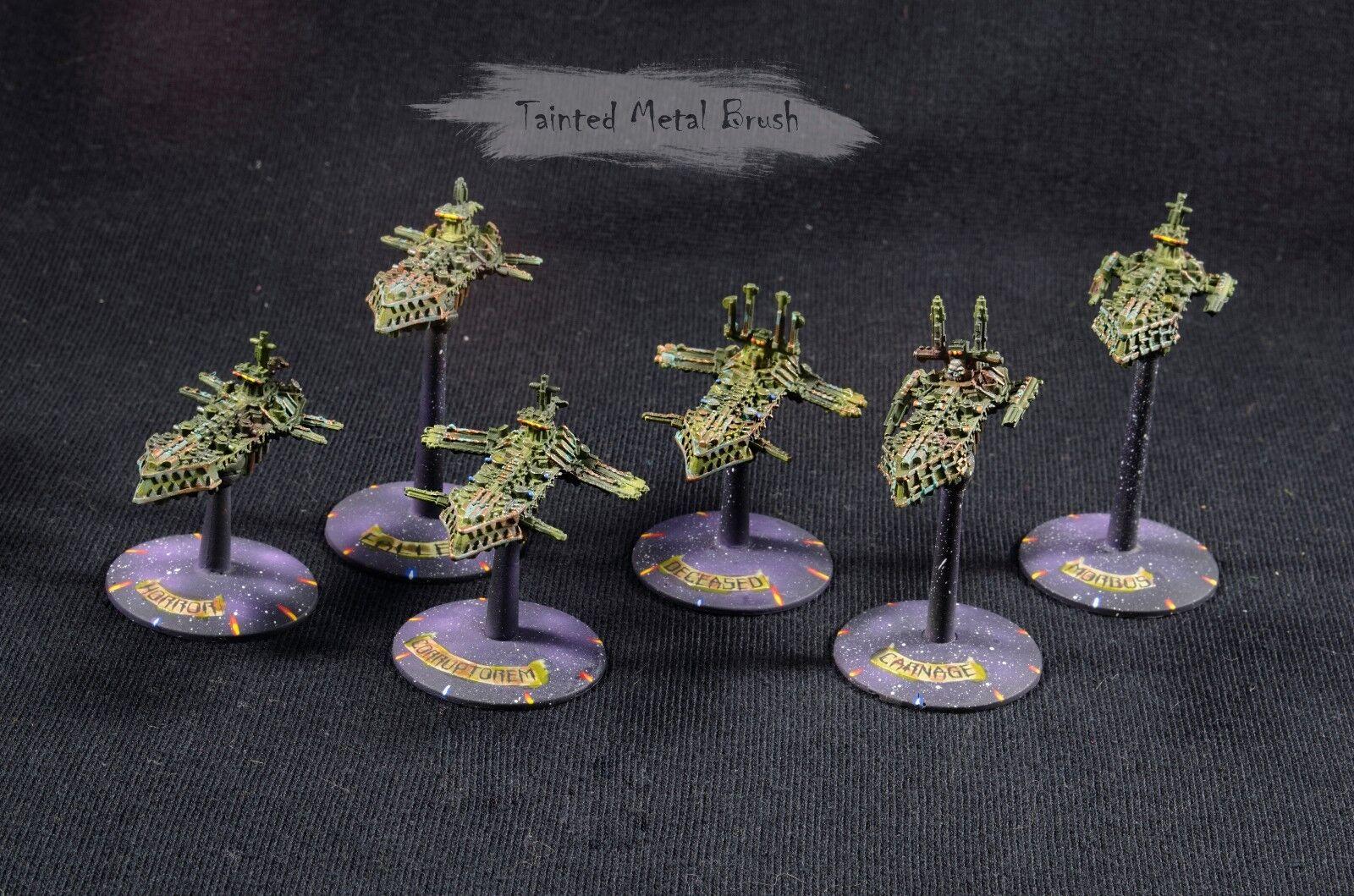 Battlefleet gothic gothic gothic Chaos fleet . Commision f4531f