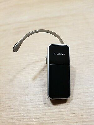 Nokia Bluetooth Headset Bh 700 With Eu Charger Ebay