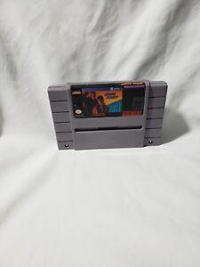 Rival-Turf-Super-Nintendo-SNES-VIDEO-GAME-CART-AUTHENTIC